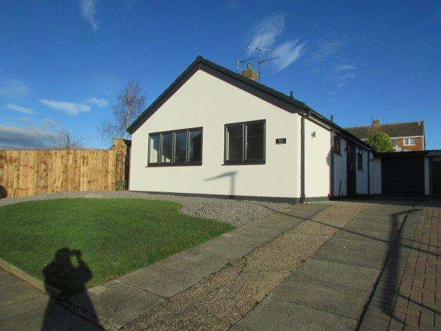 2 Bedrooms Detached Bungalow for sale in ROYSTON GROVE, FENS, HARTLEPOOL