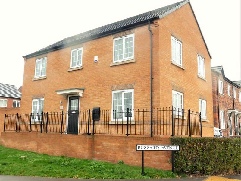 4 Bedrooms Detached House for sale in Buzzard Avenue, Mexborough, S64 0NW
