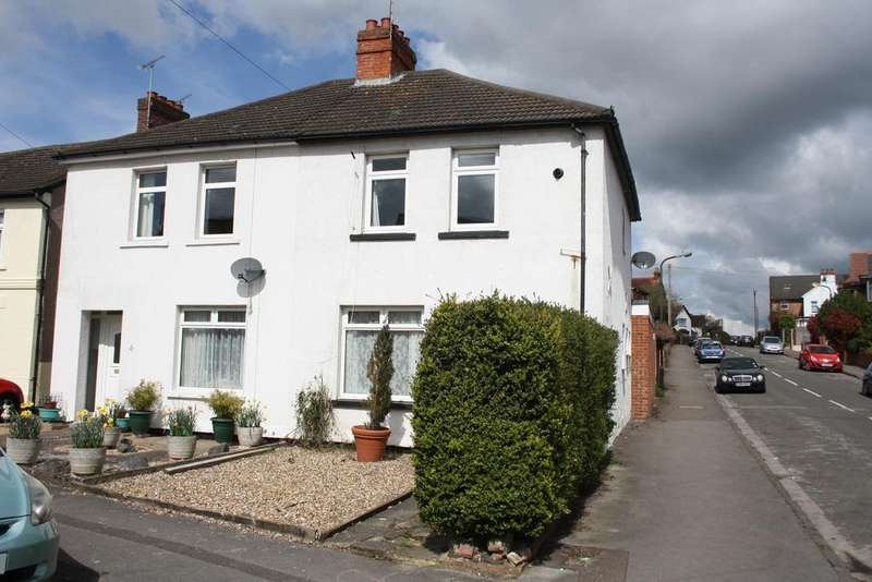 2 Bedrooms Semi Detached House for sale in Cromwell Road, Maidenhead SL6