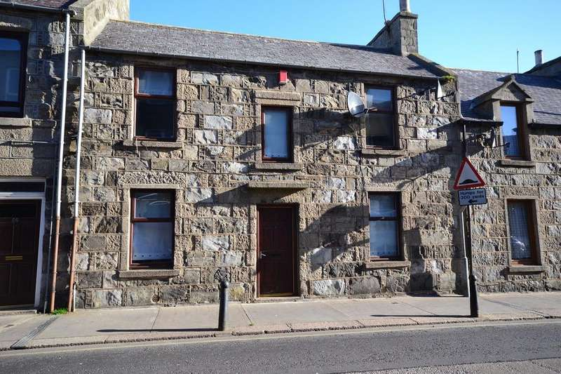 3 Bedrooms Terraced House for sale in High Street, Fraserburgh AB43