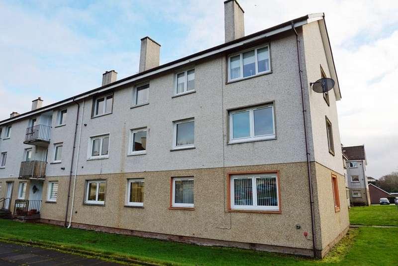 1 Bedroom Flat for sale in Melville Park, Calderwood, East Kilbride G74
