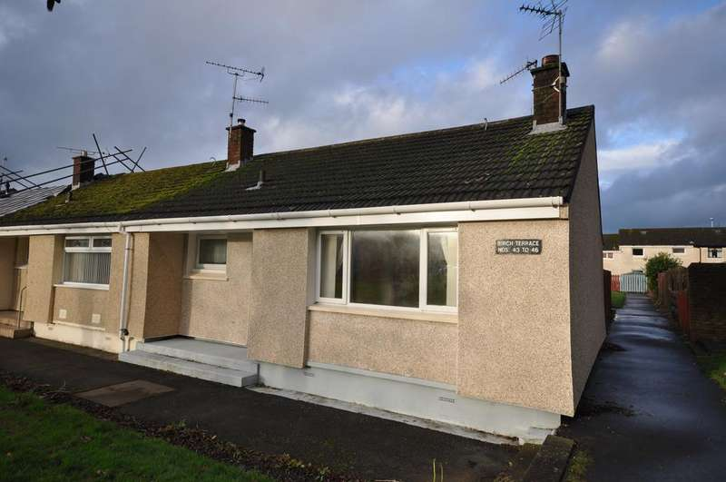 1 Bedroom Bungalow for sale in 43 Birch Terrace, Girvan KA26