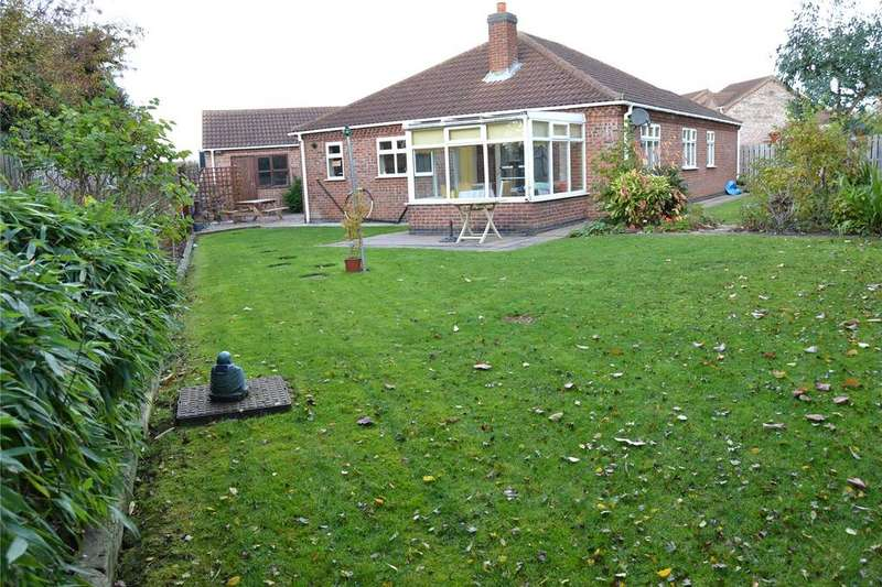 3 Bedrooms Detached Bungalow for sale in St Michaels Court, Goxhill, Barrow-Upon-Humber, North Lincolnshire, DN19
