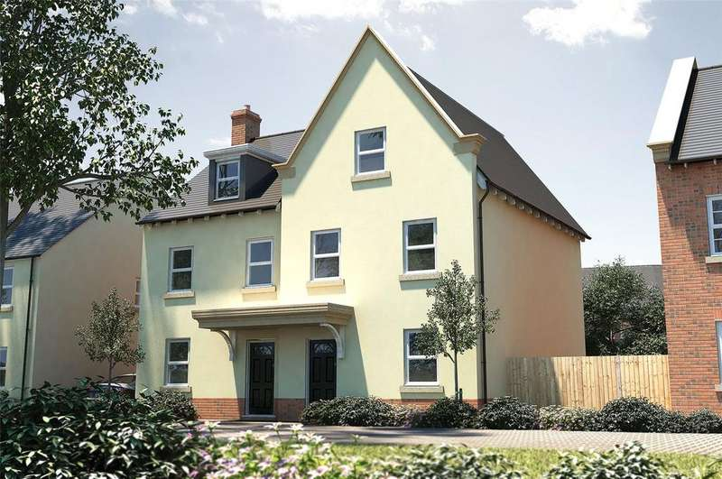 3 Bedrooms Semi Detached House for sale in 156 The Holnicote, Seabrook Orchards, Off Topsham Road, Exeter, EX2