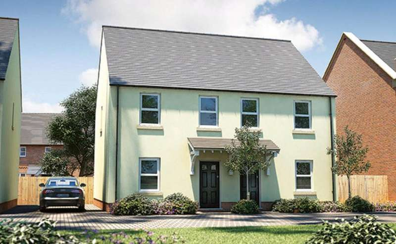 2 Bedrooms Semi Detached House for sale in Seabrook Orchards, Off Topsham Road, Exeter, EX2