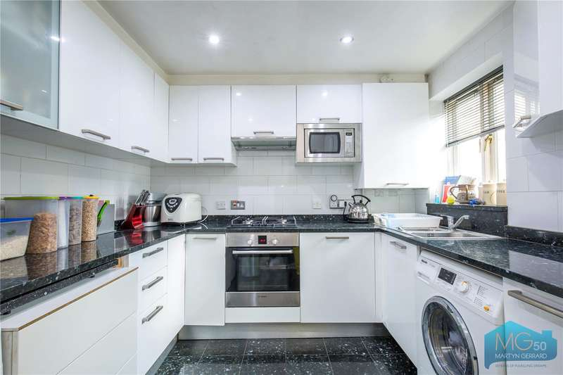3 Bedrooms Semi Detached House for sale in Heton Gardens, Hendon Central, London, NW4