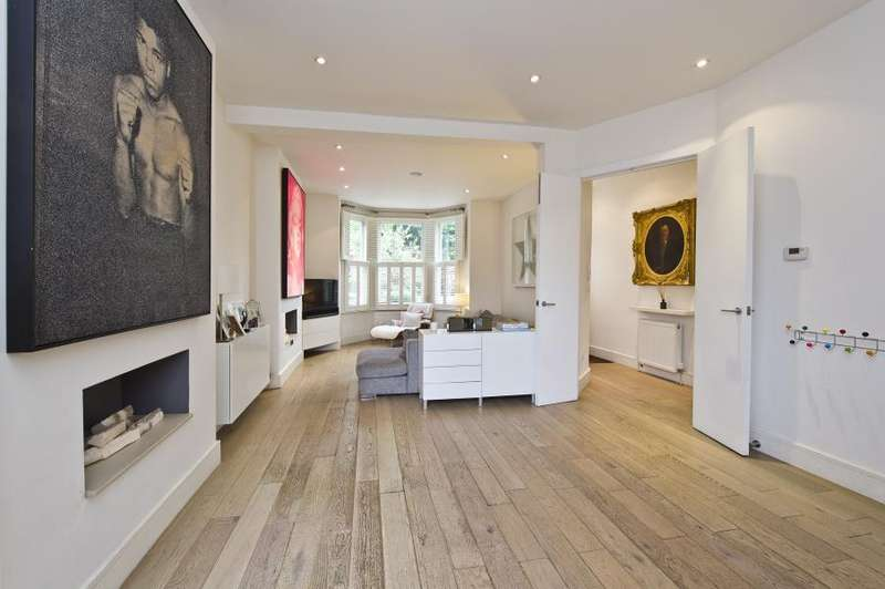 4 Bedrooms House for sale in Highlever Road North Kensington W10