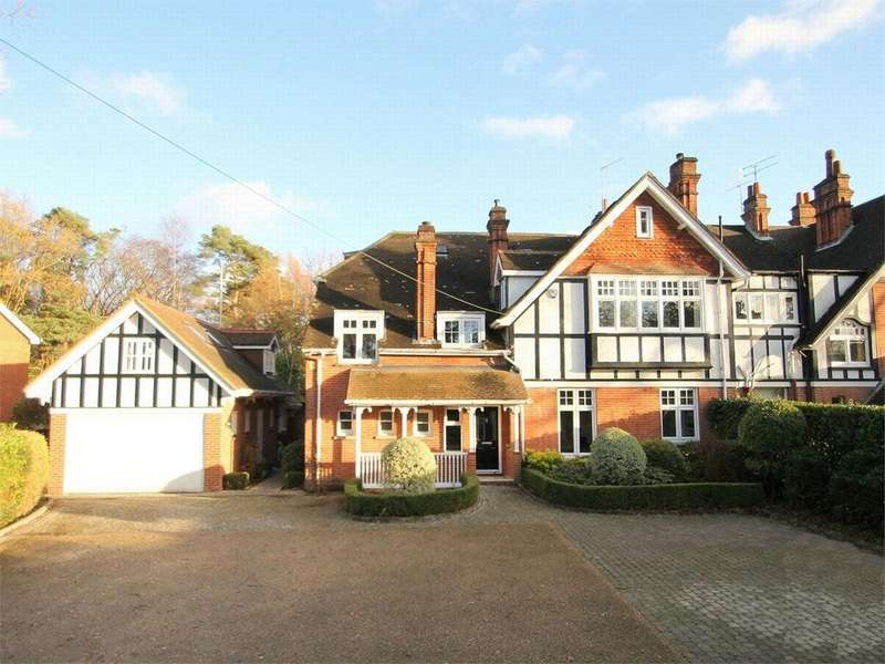 6 Bedrooms Cottage House for sale in Crawley Ridge, Camberley, Surrey