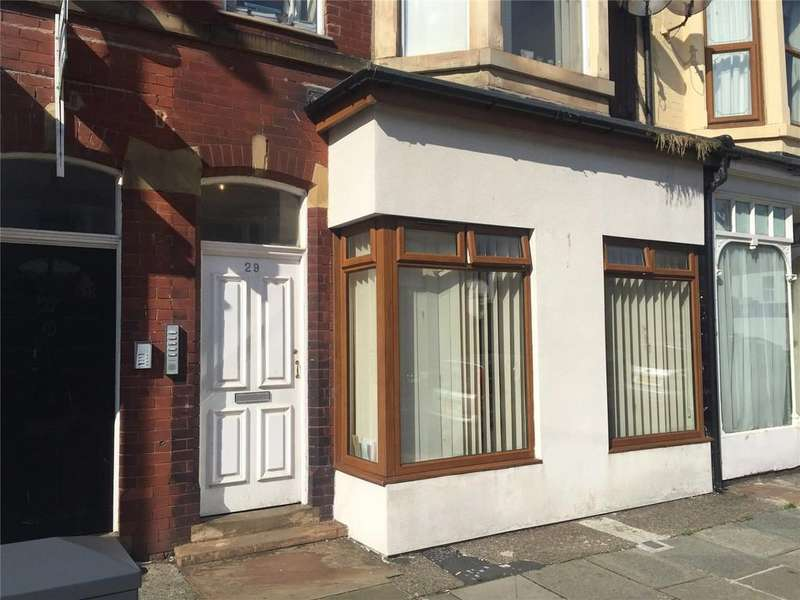 5 Bedrooms Apartment Flat for sale in North Albert Street, Fleetwood