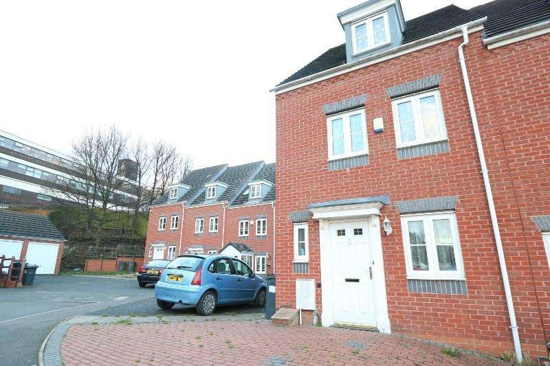 4 Bedrooms Semi Detached House for sale in Scholars Close, Handsworth, West Midlands, B21