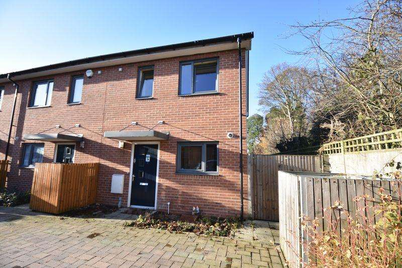 2 Bedrooms End Of Terrace House for sale in Falks Hill, Luton