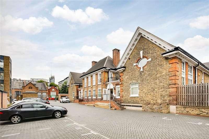 2 Bedrooms Maisonette Flat for sale in Bagleys Lane, Sands End, London