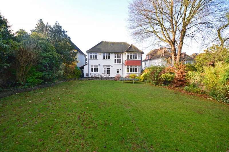 5 Bedrooms Detached House for sale in Sherwood Road, Hendon