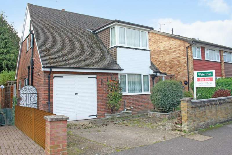 4 Bedrooms Detached House for sale in 13 Highway Avenue, Maidenhead SL6