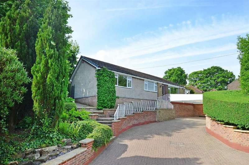 3 Bedrooms Bungalow for sale in Hallowes Lane, Dronfield