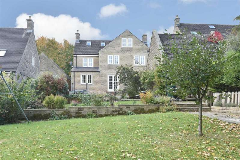 5 Bedrooms Detached House for sale in Vernon Green, Bakewell