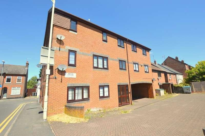 2 Bedrooms Maisonette Flat for sale in Union Street, Dunstable, Bedfordshire, LU6 1PZ