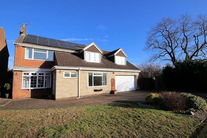 5 Bedrooms Detached House for sale in Church Close, East Leake