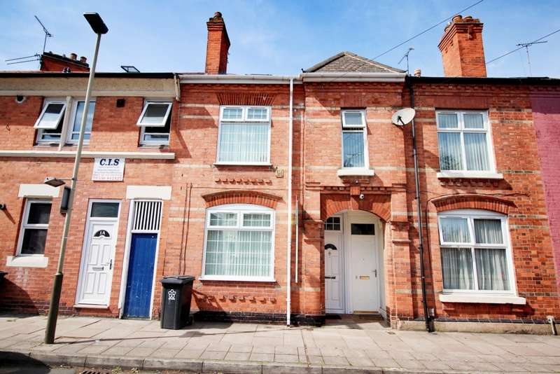 5 Bedrooms Terraced House for sale in Baggrave Street, North Evington, LE5