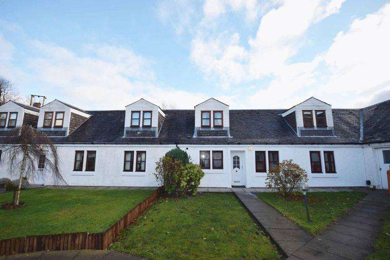 3 Bedrooms Cottage House for sale in 2 East View Cottage, Loudoun Mains, Newmilns, KA16 9LG