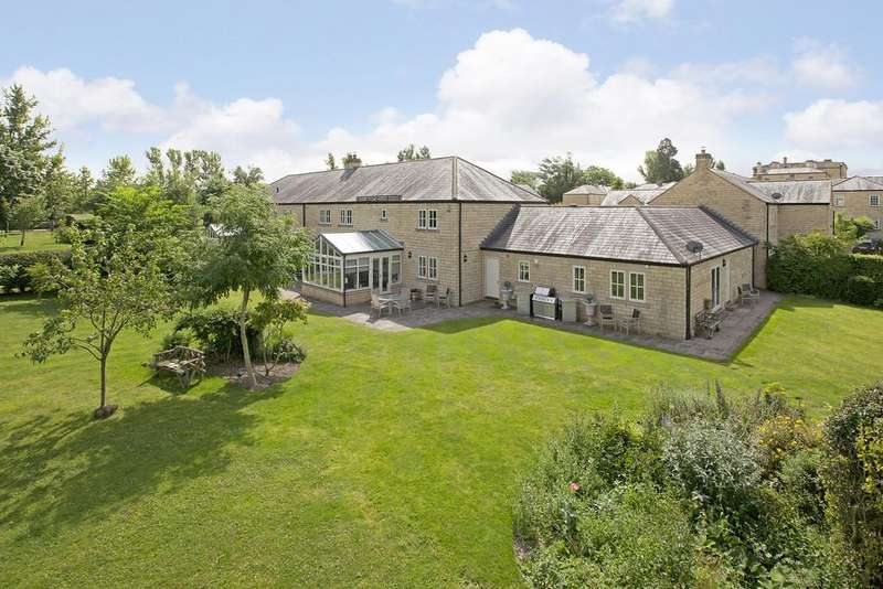 5 Bedrooms House for sale in Montagu Way, Ingmanthorpe Hall, Wetherby
