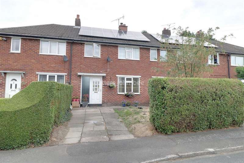 3 Bedrooms Terraced House for sale in Clayton Avenue, Congleton