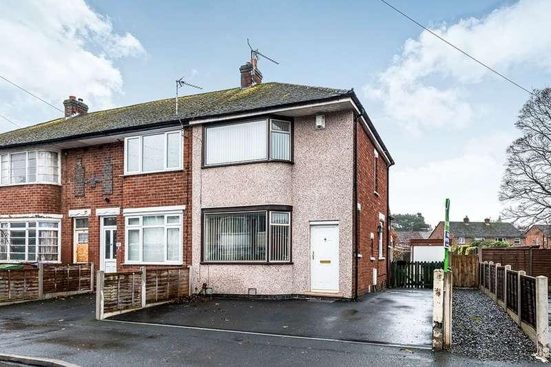 3 Bedrooms Property for sale in Roseway, Wellington, Telford, TF1