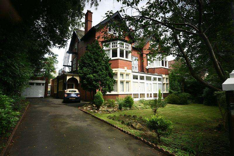 9 Bedrooms Detached House for sale in Overdale, Lindisfarne Road, Jesmond