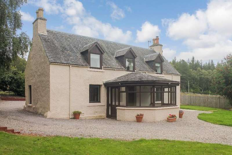 3 Bedrooms Detached House for sale in Jamestown, Strathpeffer, IV14 9EP