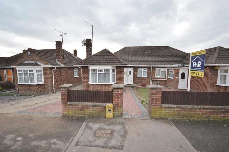 3 Bedrooms Semi Detached Bungalow for sale in Cranbrook Drive, Sundon Park