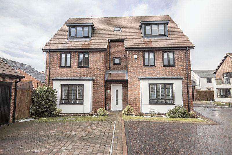 5 Bedrooms Detached House for sale in Humbleton Road, Greenside, Newcastle upon Tyne