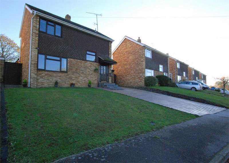 3 Bedrooms Detached House for sale in Butlers Way, Great Yeldham, Halstead, Essex
