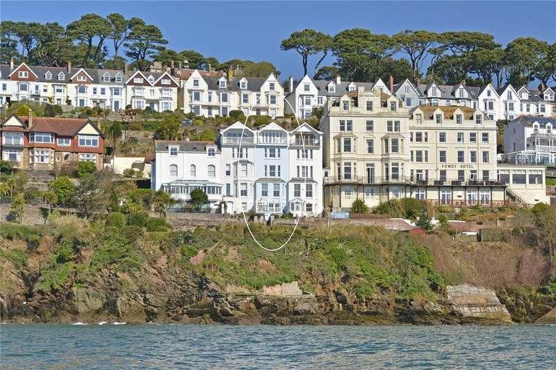 4 Bedrooms Terraced House for sale in Esplanade, Fowey, Cornwall, PL23