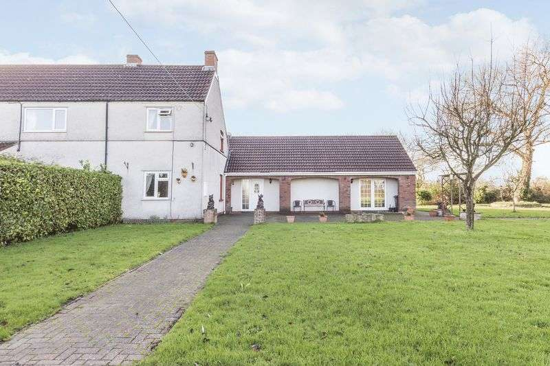 2 Bedrooms Property for sale in North Row Magor, Caldicot