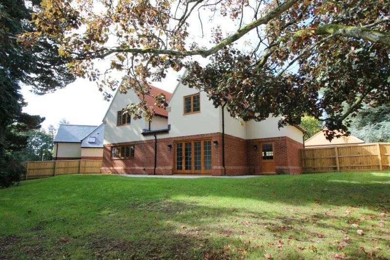 4 Bedrooms Detached House for sale in WOODLANDS, HAYES END, WEST HILL