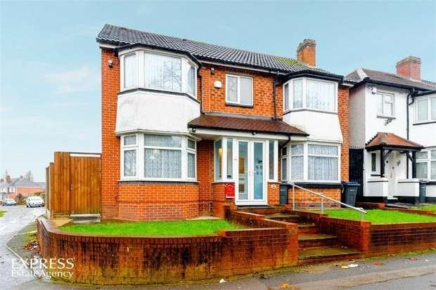5 Bedrooms Detached House for sale in Austin Road, Birmingham, West Midlands