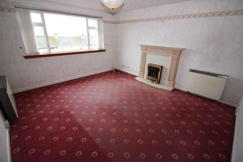 2 Bedrooms Flat for sale in Whitehall Court, Maybole