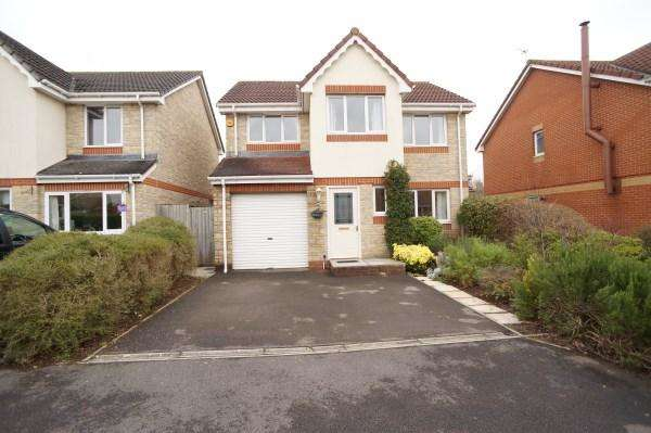 4 Bedrooms House for sale in Wheelers Patch, Emersons Green, Bristol, BS16 7JL