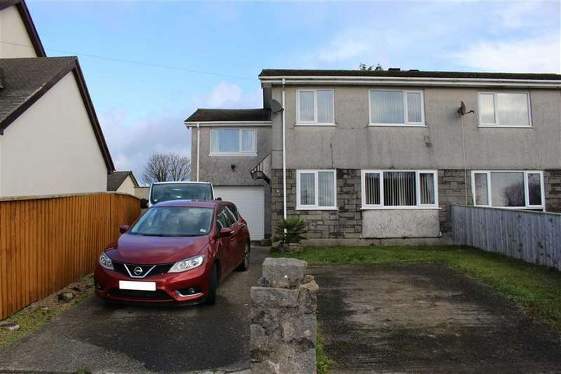 4 Bedrooms Semi Detached House for sale in Lower Lamphey Road, Pembroke