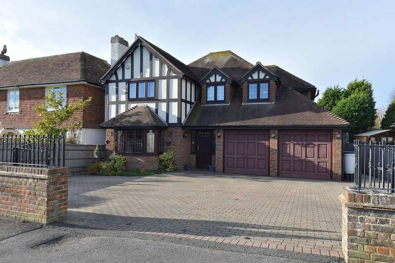 4 Bedrooms Detached House for sale in The Gorses, Cooden, Bexhill on Sea, TN39