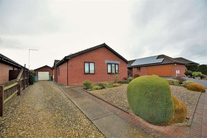 3 Bedrooms Detached Bungalow for sale in Lilac Close, Bourne