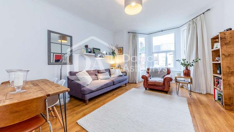 2 Bedrooms Apartment Flat for sale in Church Lane, Crouch End N8