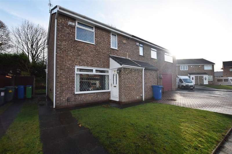 2 Bedrooms Semi Detached House for sale in Willow Avenue, Middleton, Manchester