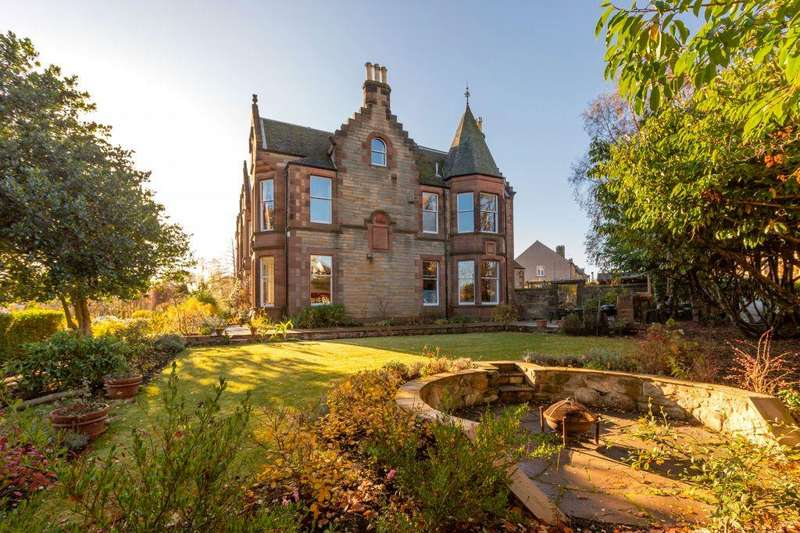 6 Bedrooms End Of Terrace House for sale in 1 Gordon Terrace, Edinburgh, EH16 5QH