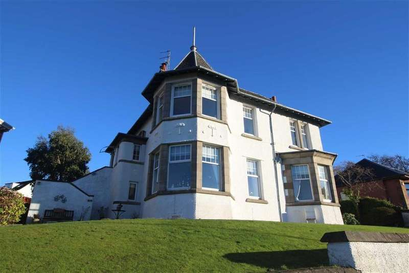 2 Bedrooms Flat for sale in Tower Drive, Gourock