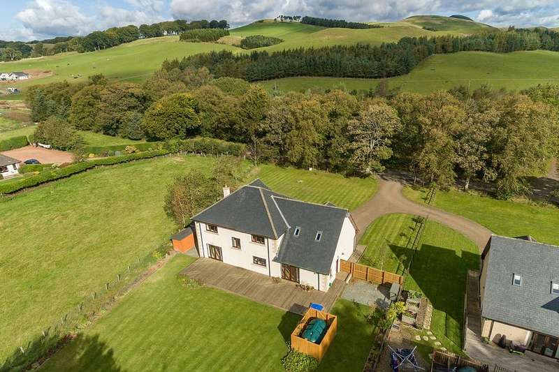5 Bedrooms Detached House for sale in Eynhallow, 4 Loanend Park, Dolphinton EH46 7HZ