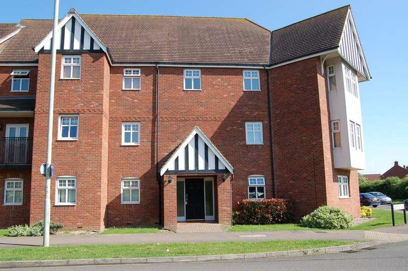 2 Bedrooms Apartment Flat for sale in Bedford MK42
