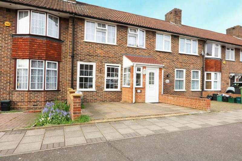 3 Bedrooms Terraced House for sale in Castleton Road, SE9