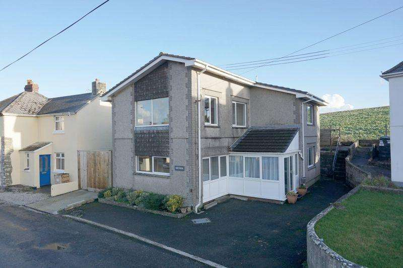 4 Bedrooms Detached House for sale in Treskinnick Cross, Bude
