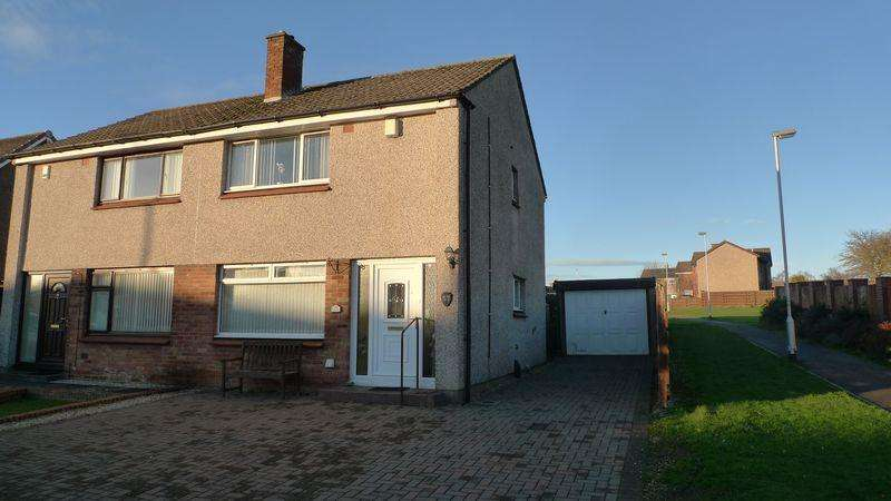 2 Bedrooms Semi Detached House for sale in Barry Road, Kirkcaldy